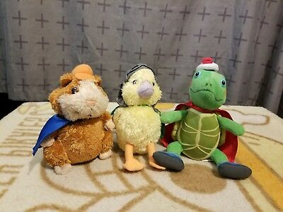 2010 TY BEANIE Babies Wonder Pets Approx 6