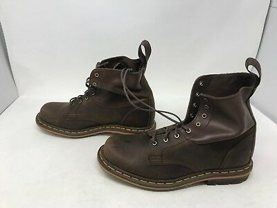 34b19d19b DR MARTENS ICON 2228 PW Unisex Mens Womens Leather SB Safety Dealer ...