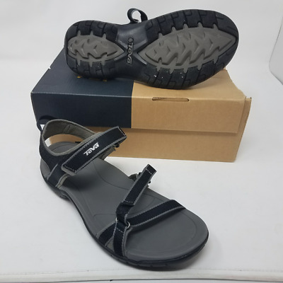 a3124b425015 TEVA WOMENS VERRA Black Sport Sandals Size 7.5 (168899) -  29.03 ...