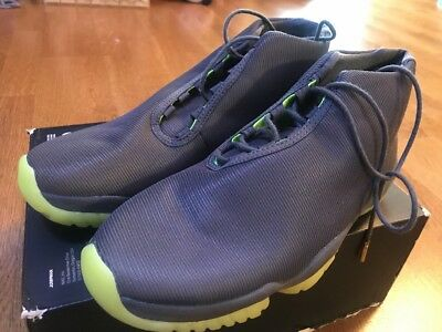 official photos 62a7b e8e9e Brand New Nike Air Jordan Future Dark Grey/Volt Size US 8 Men 656503 025