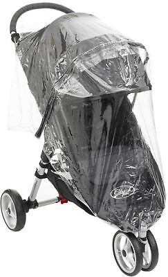 Baby Jogger Raincover For City Mini & GT (With Carrycot) - Single