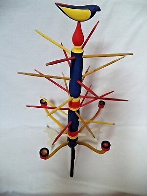 Swedish Xmas: Swedish wood  vintage, Christmas tree candleholder