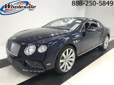 2016 Continental GT W12- FREE SHIPPING!