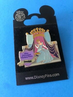 DISNEY Cinderella Princess Fantasy Faire Pin