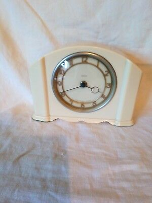 Smiths Art Deco? Mantle Clock Needs Attention
