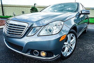 2010 Mercedes-Benz E-Class E350 Sport & Luxury Sedan NAV CAM PANO CLEAN 2010 Mercedes-Benz E-Class E350 Sport 4dr. Sedan NAV CAM Panoramic Roof LQQK