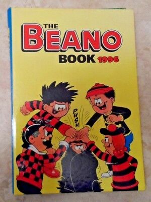 The Beano Book Annual 1996  Unclipped