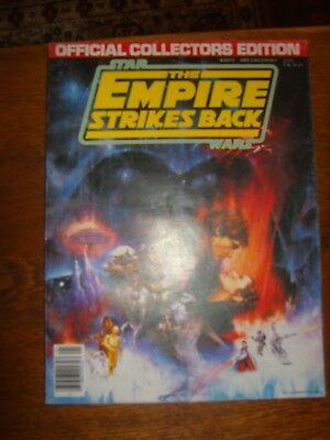 STAR WARS THE EMPIRE STRIKES BACK Official Collectors Edition Magazine