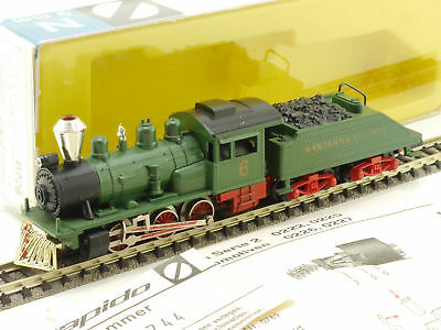 Arnold 0226 US-Dampflok Western & Atlantic Railroad USA Loco OVP 1605-24-43
