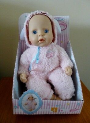 """Zapf Creation My First Baby Annabell 14"""" Doll NEW"""
