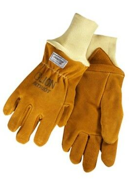 """Lion """" Patriot"""" Structural Fire Fighting Protective Gloves -Xl"""
