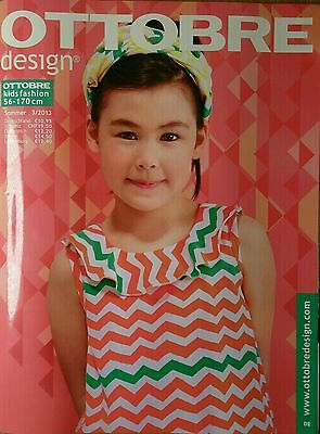 OTTOBRE design kids fashion Sommer 03/2013