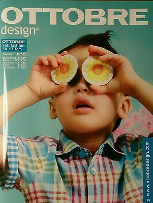 OTTOBRE design kids fashion Sommer 03/2012