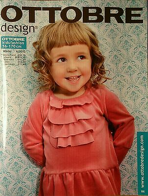 OTTOBRE design kids fashion Winter 06/2012