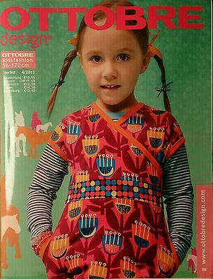 OTTOBRE design kids fashion Herbst 04/2013