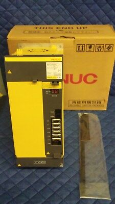New In Box Fanuc A06B-6121-H030#H550 Servo Amplifier