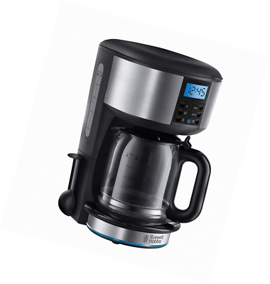 Russell Hobbs 20680 Buckingham 125l Coffee Maker Stainless