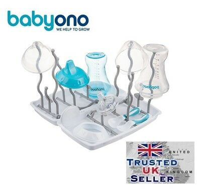 Drying Rack for Bottle Dummies Teats universal Babyono