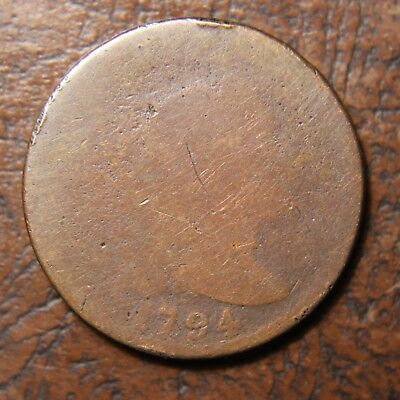 1794 Capped Liberty Large Cent