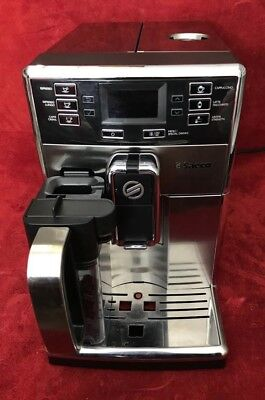 machine café avec broyeur à grain Saeco PicoBaristo Inox One Touch HD8924/01