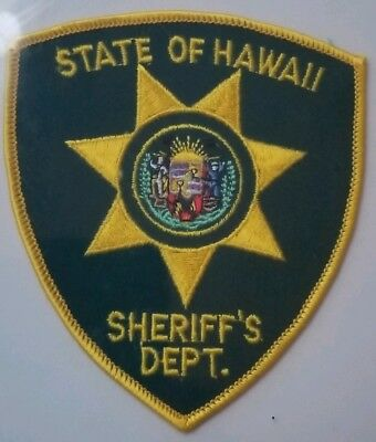 State Of Hawaii Vintage Patch
