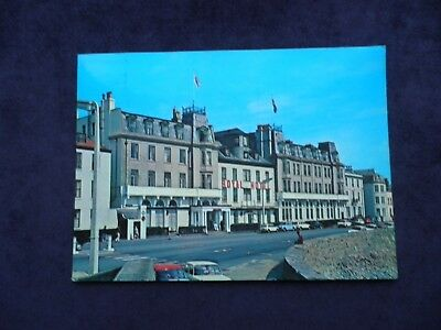 Postcard of The Royal Hotel, Guernsey, Channel Islands