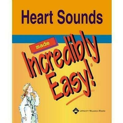 Heart Sounds Made Incredibly Easy!