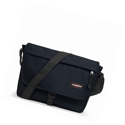 ed89947f2f EASTPAK SHOULDER BAG Buckler EK60C Grey 363 Sunday Grey - £38.66 ...