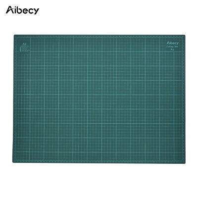 """Aibecy 18"""" x 24"""" Self Healing Builders Double-Sided 5-Ply Paper Cutting Mat R9U4"""