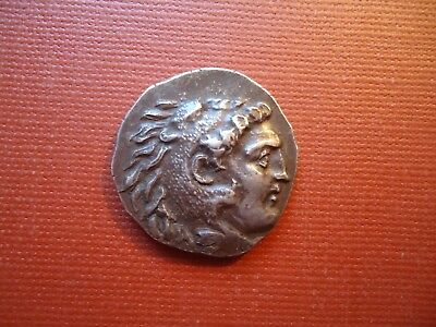 Alexander the Great Tetradrachm - COPY, not ancient