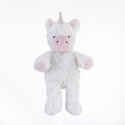 Carter's Child of Mine Plush Animal White Unicorn Plush Toy