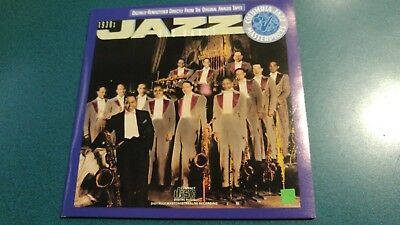 1930S BIG BANDS JAZZ MASTERPIECES 1987 CD mint! CANADIAN IMPORT CK40651 SWING