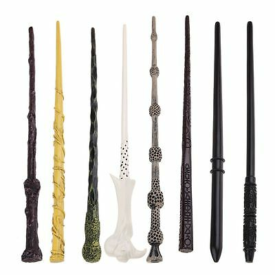Collectable Wizard Harry Potter Magic Wand Deathly Hallows Hogwarts W/Box Xmas