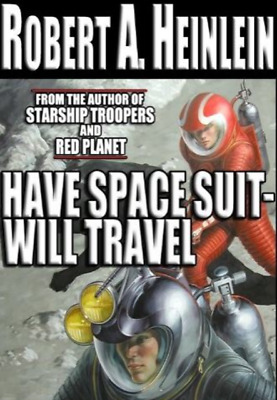 Have Space Suit Will Travel Audio Book Robert A Heinlein Unabridged MP3 CD