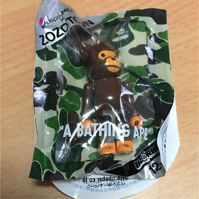 New!! Rare Bearbrick A BATHING APE Key holder  New PEPSI prize free shipping JP