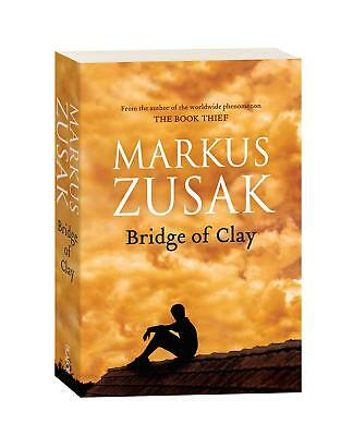 Bridge of Clay by Markus Zusak | paperback Book | Free Delivery