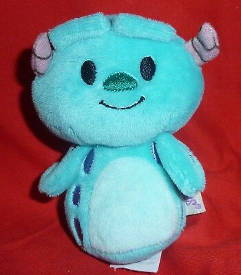 Itty Bitty Monsters Inc - Sully - Retired & HTF - As New - Plush - Hallmark