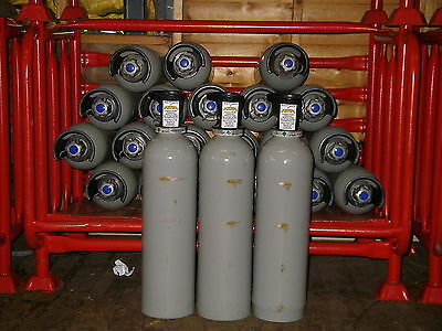 Pub Gas Co2 cylinder ideal size for Home Bar, Welding and many other uses!