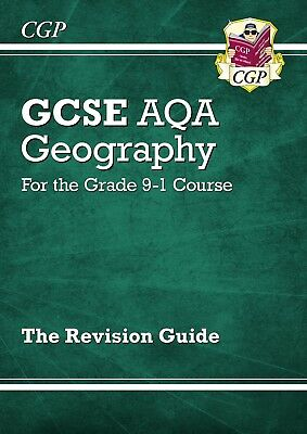 New Grade 9-1 GCSE Geography AQA Revision Guide NEW