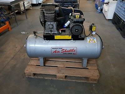 COMPRESSOR INGERSOLL RAND £400+vat  AIR SHUTTLE AIR COMPRESSOR