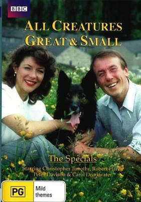 All Creatures Great and Small: The Specials DVD R4 (New)!