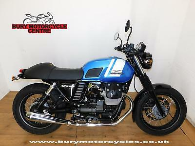 Moto Guzzi V7 II Special. 2015. Low Mileage. Lot's Of Extra's. A Must See.