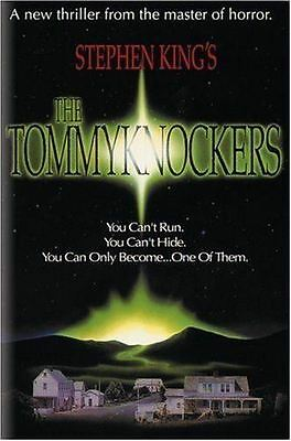 Stephen Kings The Tommyknockers Region 2,4 DVD (New)