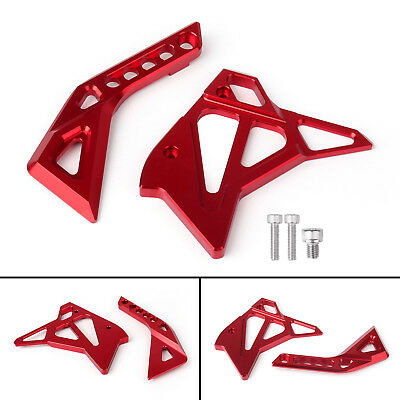 Fuel Injection Injector Cover Guard Protector for Kawasaki Z1000 2012-17 Red B2