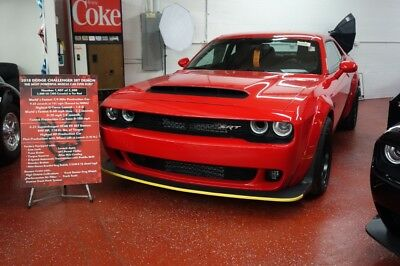 2018 Dodge Challenger 2 Door 2018 Dodge Demon (SRT)