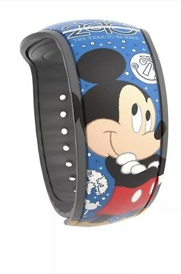 Walt Disney World 2018 Mickey Mouse Limited Release Magic Band 2