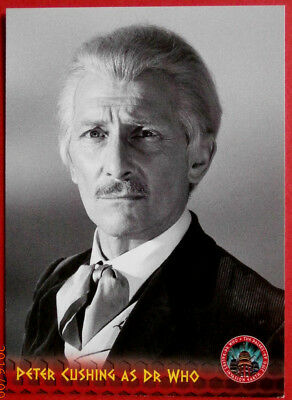DR WHO AND THE DALEKS - Card #38 - Peter Cushing Dr Who - Unstoppable Cards 2014