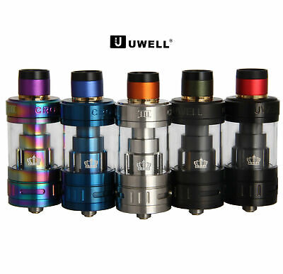 UWELL CROWN 3 III - Sub Ohm Clearomizer Verdampfer Set 5ml Tank / Coils