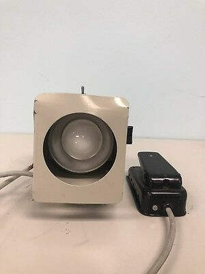 S&S X-Ray Products X-Ray Film Illuminator Negatascope A'Rayons-X