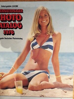 Internationaler Photo Katalog, 1976, 15. Deutscher Photokalog 192 Seiten